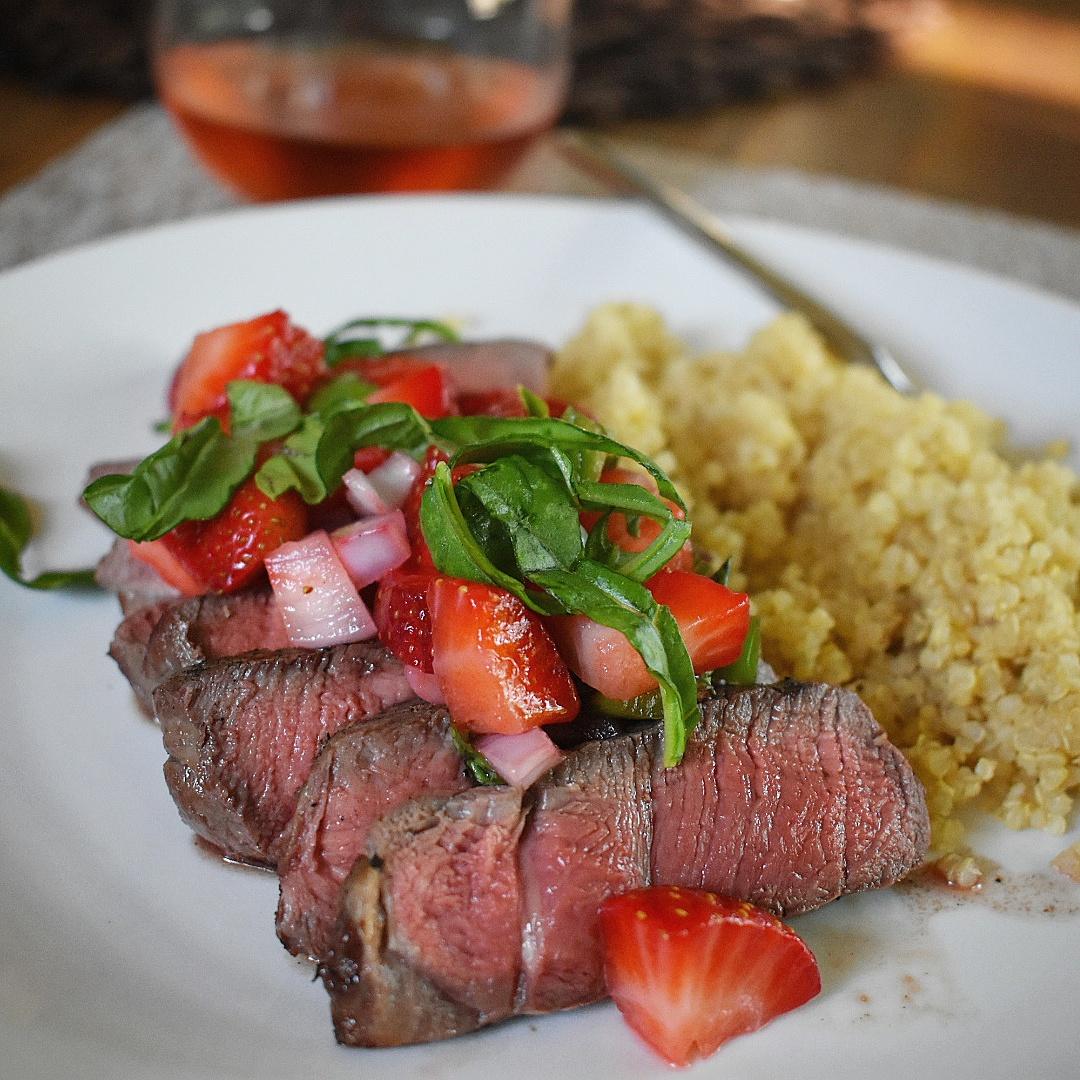 how to cook tenderloin beef steaks